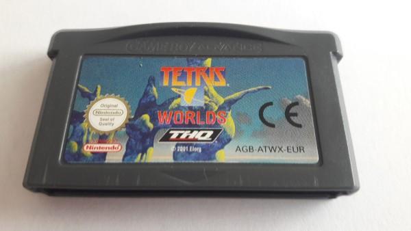 Tetris Worlds - GBA