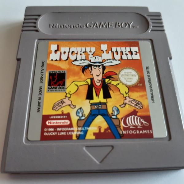 Lucky Luke - Game Boy