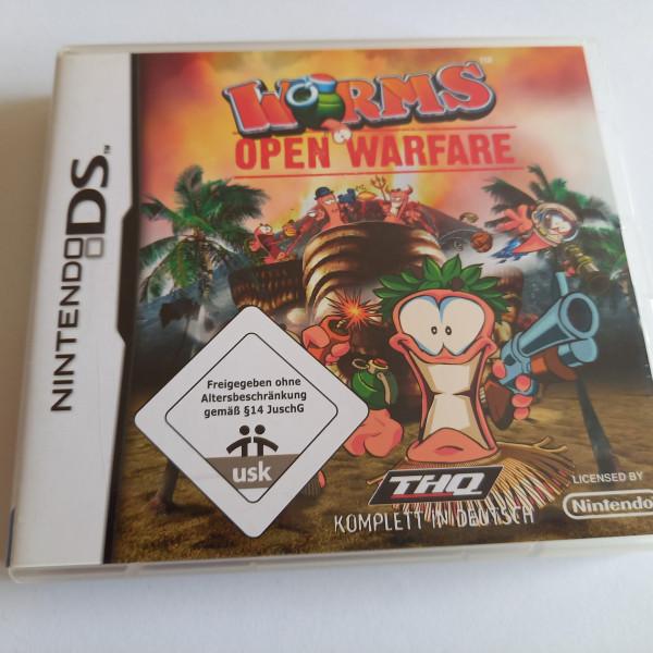 Worms - Open Warfare - DS