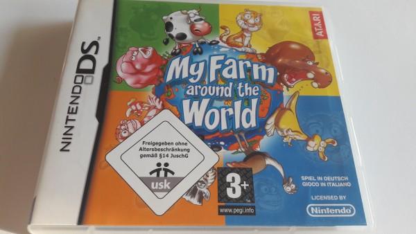 My Farm around the World - DS