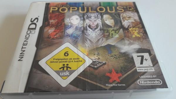 Populous - DS
