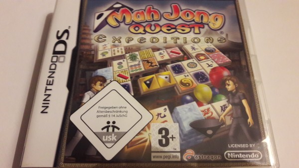 Mah Jong Quest - Expedition - DS