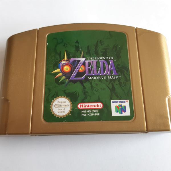 Zelda - Majora`s Mask - N64