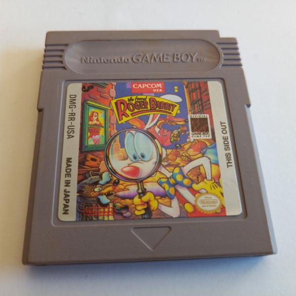 Who framed Roger Rabbit - Game Boy
