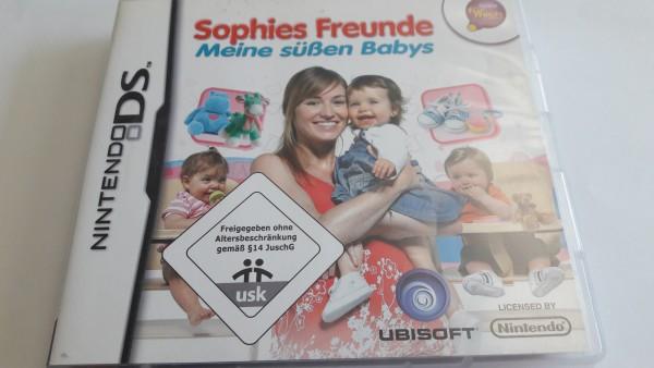 Sophies Freunde - Meine süssen Babys - DS
