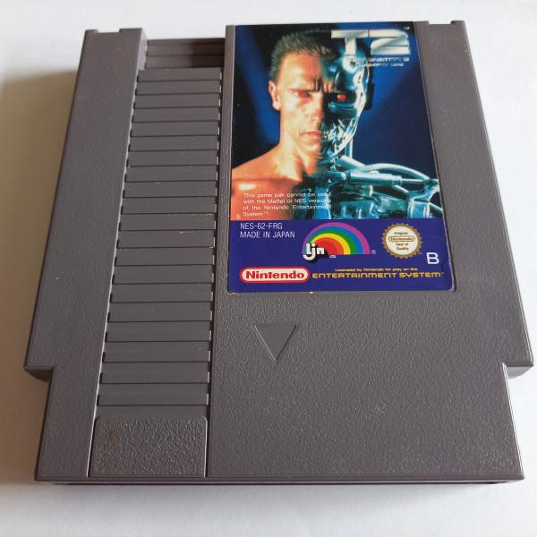 Terminator 2 - Judgment Day - NES