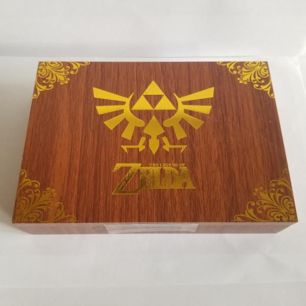Schatulle braun - Zelda