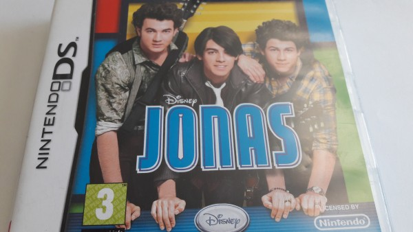 Jonas - DS