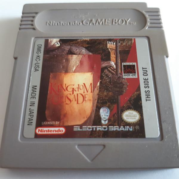 Kingdom Crusade - Game Boy