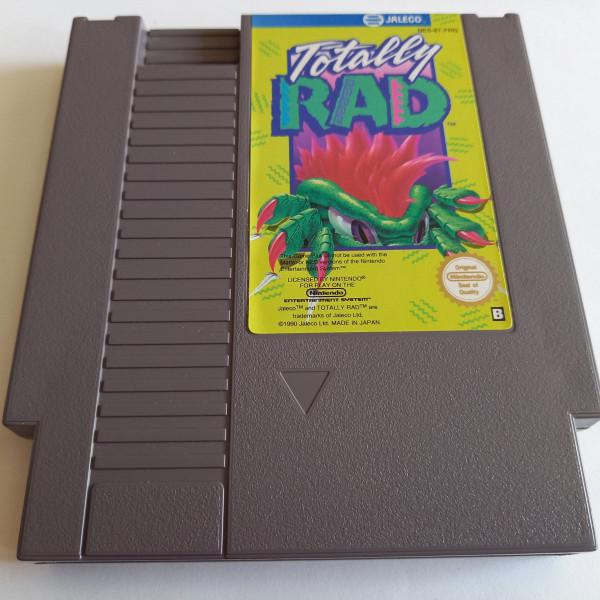 Totally Rad - NES