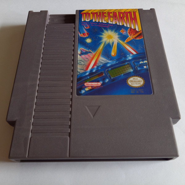 To the Earth - NES