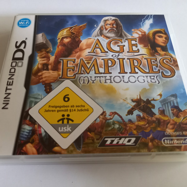 Age of Empires - Mythologies - DS