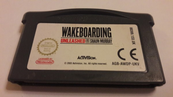 Wakeboarding Unleashed - GBA