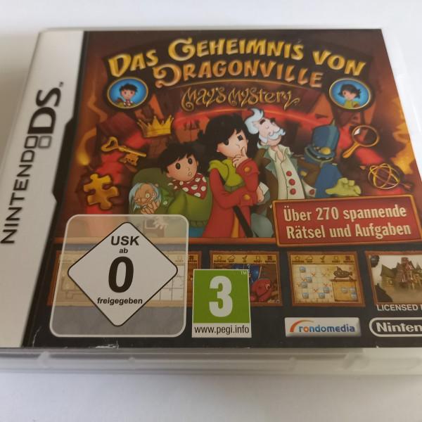 Das Geheimnis von Dragonville - DS
