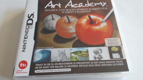 Art Academy - DS