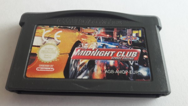 Midnight Club - Street Racing - GBA