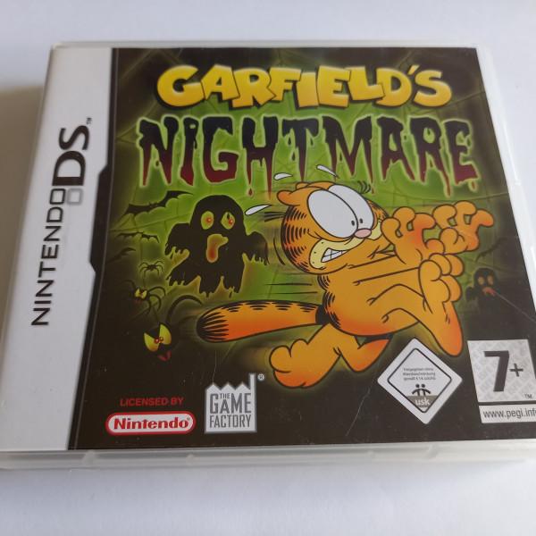 Garfield - Nightmare - DS