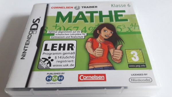Mathe Trainer- 6 Klasse - DS