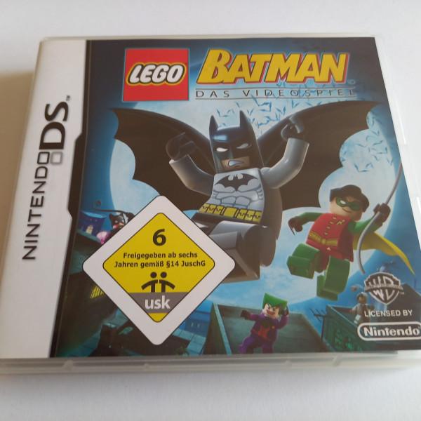 Lego - Batman - Das Videospiel - DS