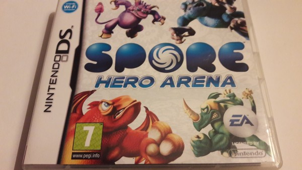 Spore - Hero Arena - DS