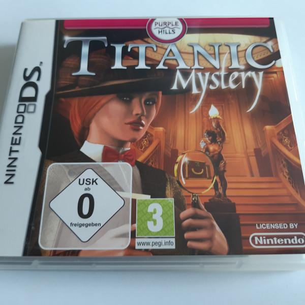 Titanic Mystery - DS