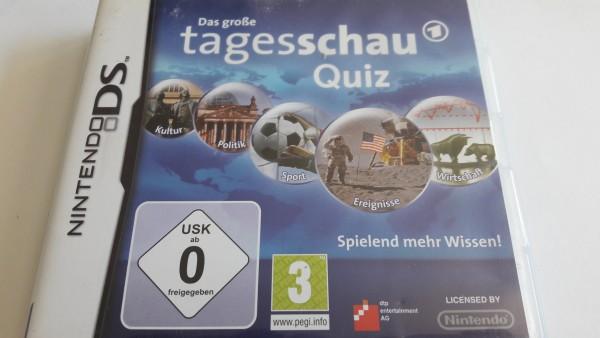 Das grosse Tagesschau Quiz - DS