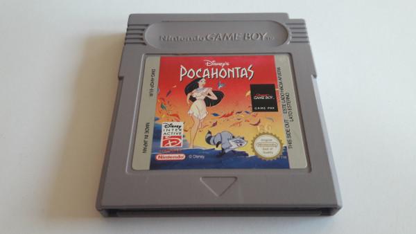 Pocahontas - Game Boy