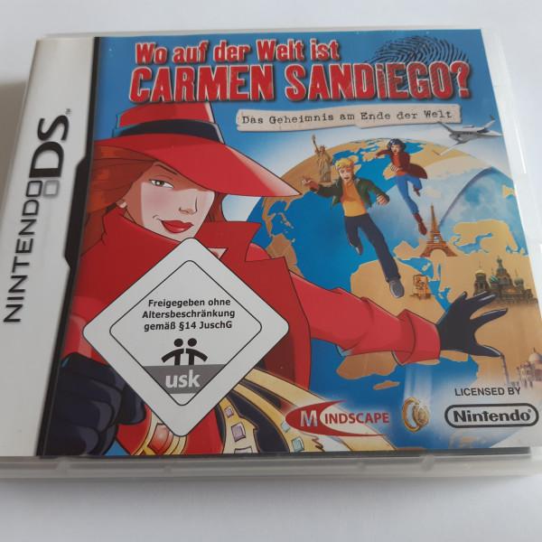 Wo auf der Welt ist Carmen Sandiego? - Das Geheimnis am Ende der Welt - DS
