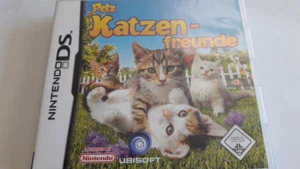 Petz Katzenfreunde - DS