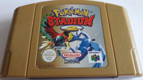 Pokemon Stadium 2 - N64