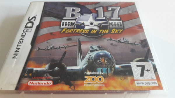 B-17 - Fortress in the Sky - DS
