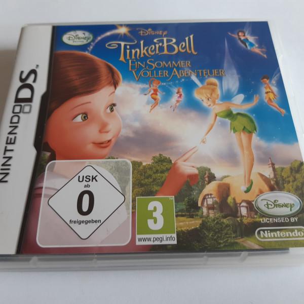 TinkerBell - Ein Sommer voller Abenteuer - DS
