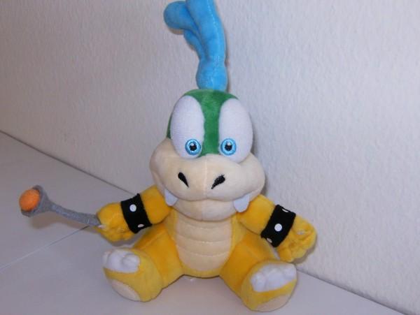 Larry Koopa - Plüschfigur