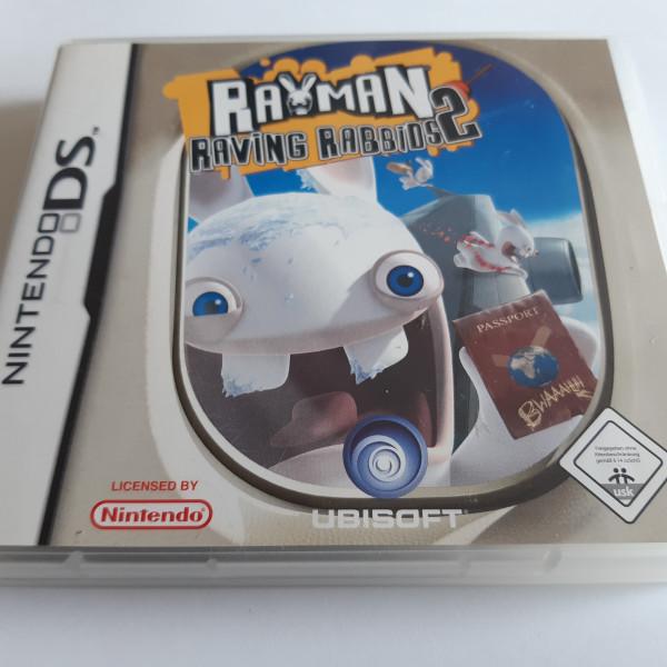 Rayman - Raving Rabbids 2 - DS