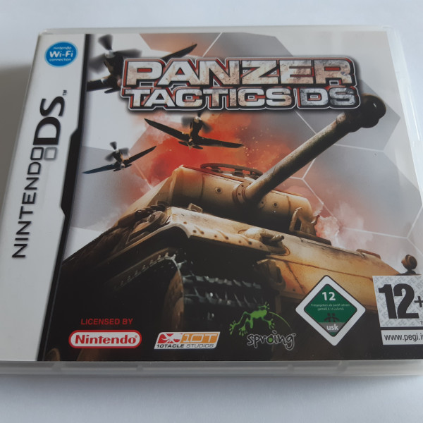 Panzer Tactics - DS