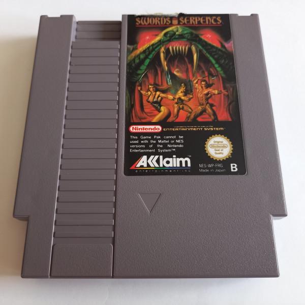 Swords and Serpents - NES
