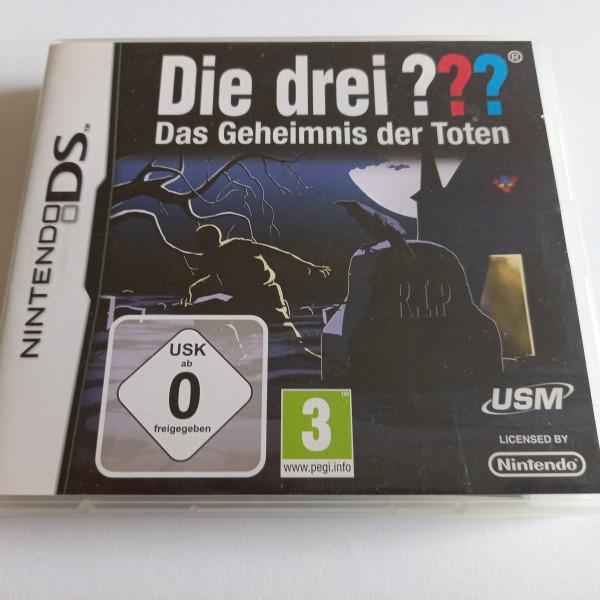Die drei ??? - Das Geheimnis der Toten - DS