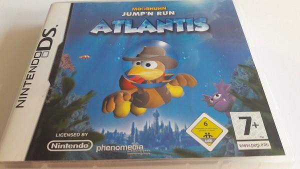 Moorhuhn Atlantis - DS