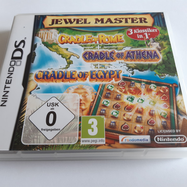 Jewel Master - 3 Klassiker in 1 - DS