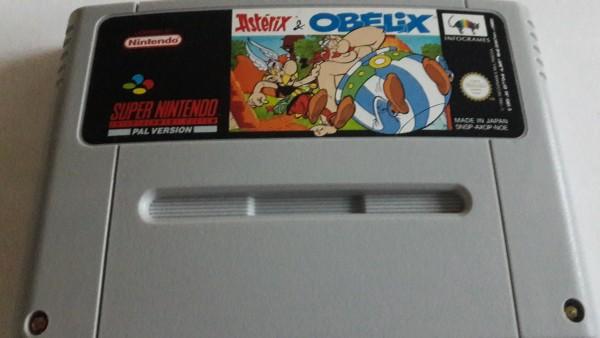 Asterix & Obelix - SNES