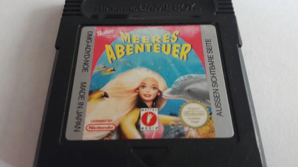 Barbie - Meeres Abenteuer - GBC