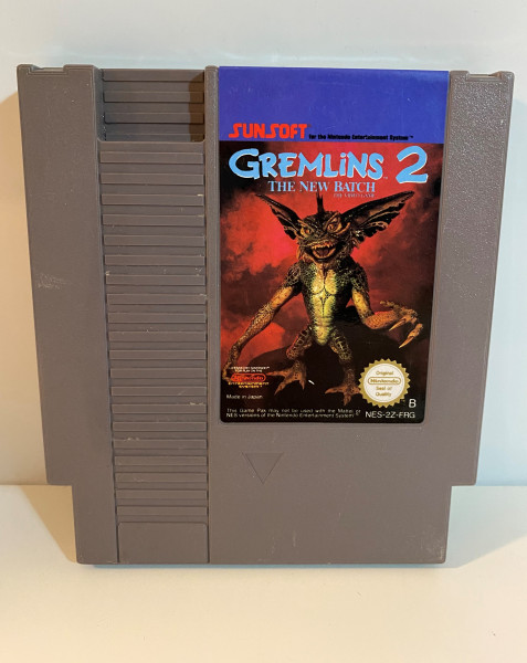 Gremlins 2 - The new Batch - NES