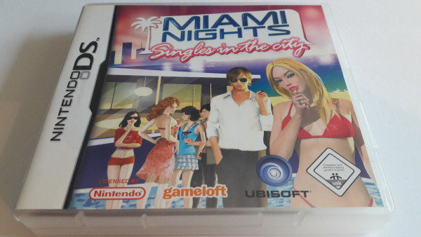 Miami Nights - Singles in the City - DS