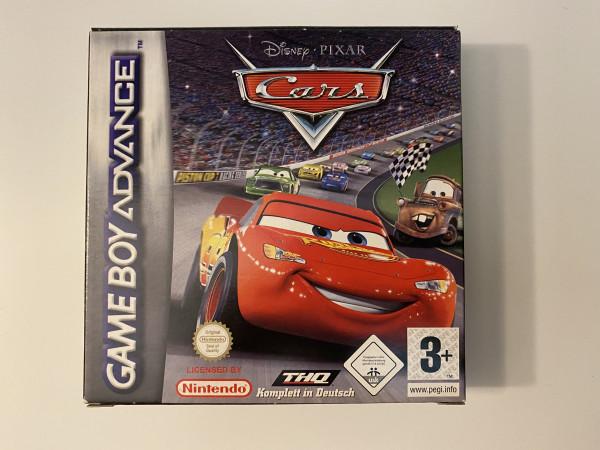 Cars - GBA - OVP