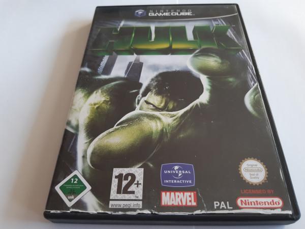 Hulk - GameCube