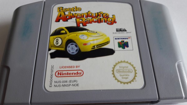 Beetle Adventure Raching - N64