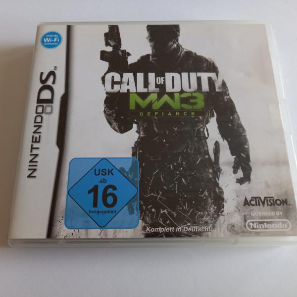 Call of duty - Modern Warfare 3 - DS