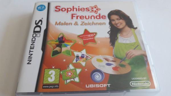 Sophies Freunde - Malen & Zeichnen - DS