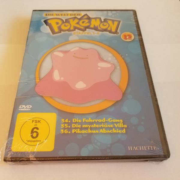 Die Welt der Pokémon - Teil 12 - DVD