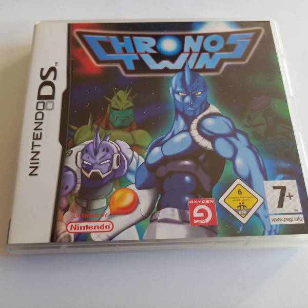 Chronos Twins - DS